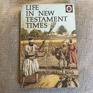 1970's Life In New Testament Times (Ladybird Series 649) Ralph Gower(Eric Winter