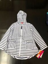 Kate Mack Beach Hoodie Jacket Coverup Size 7