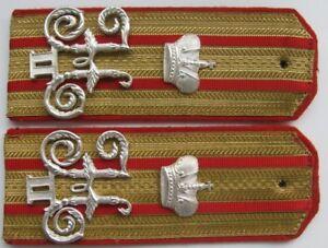 WW1 Shoulder straps Colonel Russian Imperial Army Replica