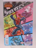 SPIDER-VERSE #1 SECRET WARS SPIDER-MAN MARVEL COMICS VF/NM CB952