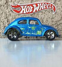 Hot Wheels - VW Bug - Mattel Inc. 1988 - Die-Cast - Approx Scale 1-64