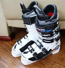 New listing Salomon X3-10 Custom Shell Race Ski Boots Size 25.5 Women Size 8.5 Men Size 7