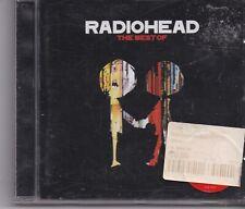 Radiohead-The Best Of cd album