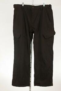 Gerry Men's Black Snow Pants Size 2XL XXL NWT