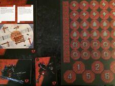 Ad mech Cards Tactics Tokens Warhammer 40k Kill Team theta-7 acquisitus whms