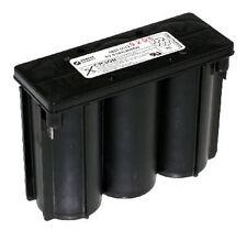 Hawker EnerSys Cyclon 5.0-6 plomo batería pb/6 V/5000 mah/faston 6,3 mm