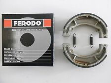 FERODO GANASCE FRENO POSTERIORE per YAMAHA DT 125 CHESTERFIELD SCOUT 1989 >