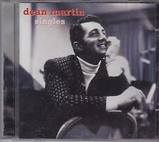 DEAN MARTIN - SINGLES - CD - NEW -