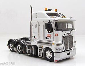 "Kenworth K200 Drake Truck Tractor - ""NQHH"" - 1/50 - TWH #129A-01367"