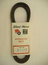 Genuine Original Equipment OEM NOS Wheel Horse Part No 1596 Glasstex V Vee Belt