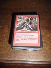MTG Magic the Gathering FORCE DE GEANT Tempest French NEW RARE