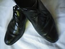 Vintage Mens All Leather Shoes by Barker UK 8.5