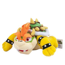 Super Mario Bro. King Bowser Koopa Koopalings Plush Toys Animal Kids Doll 10inch