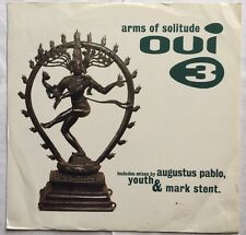 "Oui 3 - Arms of Solitude - MCA Records 12"" Single MCST 1759 VG+/VG"