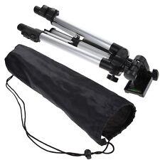Flexible Portable Aluminum Tripod Stand w/ Bag For Camera Camcorder DV Recorder