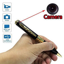 MINI DV USB Pen Spy Hidden Camera Security DVR Video Recorder Pinhole Camcorder