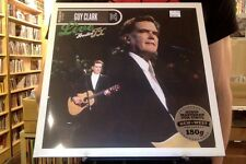 Guy Clark Live from Austin TX 2xLP sealed 180 gm vinyl