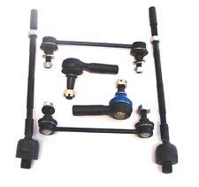 Fits Nissan Pathfinder 1996-2002 Tie Rod End & Sway Bar Link Kit 6Pcs Kit