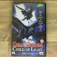 Child Of Darkness Child Of Light VHS Big Box Horror Ex-Rental. Rare