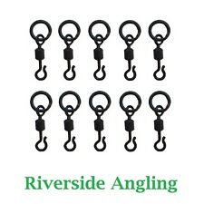 QC Ring Swivels Size 11 x10 Quick Change Flexi Rings Ronnie Rigs Carp Tackle