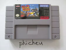 Wild Guns SNES Super Nintendo USA edition video game cartridge cart