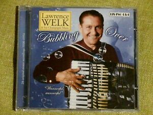 Lawrence Welk & His Champagne Music - Bubbling Over : 2006 Living Era CD