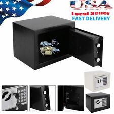 Home Safe Box Cash Gun Jewelry Security Cabinet Electronic Digital Keypad & Key