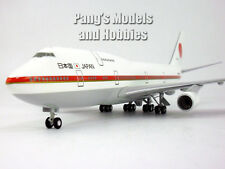 Boeing 747-400 Government Aircraft of Japan - JASDF 1/200 Scale by Hogan