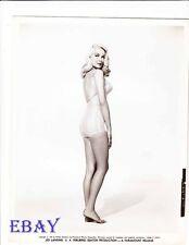 Joi Lansing busty leggy barefoot VINTAGE Photo circa 1959