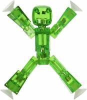 Stikbot Translucent Figure, 3 Inches, color may vary