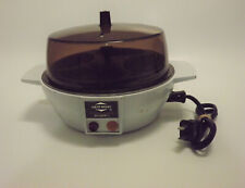 Vintage West Bend Electric Egg Cooker Automatic COMPLETE 5820