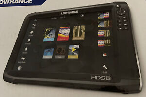 Lowrance HDS 12 Carbon Fishfinder Chartplotter 83/200 Transducer & CMAP US Maps