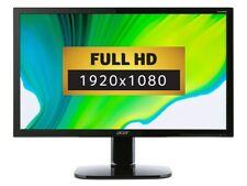 Acer KA220HQ 21.5 inch LED Monitor - Full HD 1080p, 5ms Response, HDMI, DVI