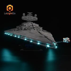 Remote Control LED LIGHT KIT FOR LEGO IMPERIAL STAR DESTROYER 75252 STAR WARS
