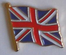 Great Britain Union Jack GB UK Flag Enamel Pin Badge
