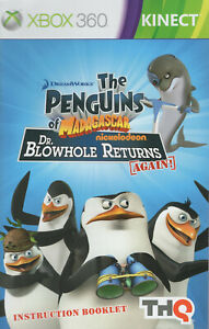 The Penguins of Madagascar Dr. Blowhole Returns
