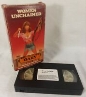 Women Unchained VHS Cult Classic Simitar 1970s Exploitation Film