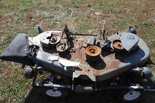 "Noma Murray Scotts Kohler Command Twin 20 HP 50"" Cut Mower Tractor Deck 341837"