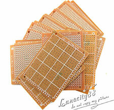 5PCS Lot DIY PCB Universal Prototype Paper Matrix Circuit Board Stripboard 5x7CM