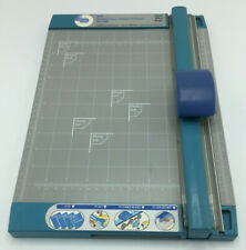 """Rotary Trimmer Paper Cutter Carl Rt-200 12"""" Paper Photos Scrapbook Home Office"""