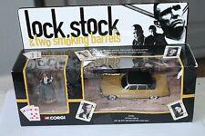 CORGI TOYS *  LOCK , STOCK & 2 SMOKING BARRELS * ROVER 3500  V8 * OVP * MINT
