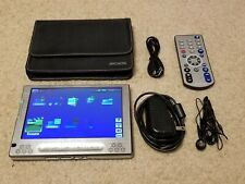 New Listing80Gb Archos 704 Wifi Digital Media Mp3 Player With Plugins And Extras