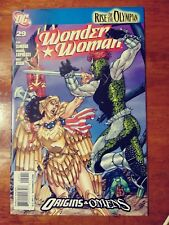 WONDER WOMAN #29 FIRST PRINT DC COMICS (2009) RISE OF THE OLYMPIAN