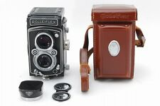 [Top Mint+] Rollei Rolleiflex V Automat Mx + Tessar 75mm f/3.5 More From Japan