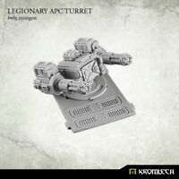 Kromlech Legionary APC turret Twin Minigun - Twin Assault Cannon Razorback