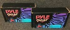 New listing Pyle Driver Dpxt High Pass Tweeter Crossover Made In Usa Old School Authentic