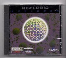 (JM984) Cybertracks Ltd NVRCD 817: Realogic, Explorer - Sealed CD