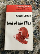 Lord of the Flies William Golding Casebook Edition 1988 Text, Notes & Criticism