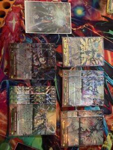 Cardfight Vanguard Link Joker Deck Extra Deck