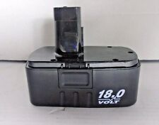 Genuine Original OEM 18 Volt Craftsman Battery for use with Cordless Drill Sears